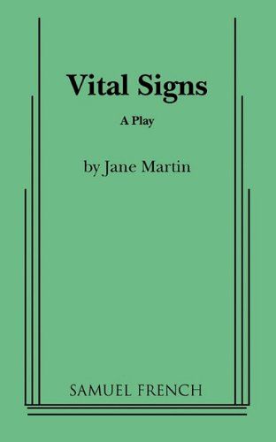 Mon premier blog page 7 vital signs jane martin fandeluxe Gallery