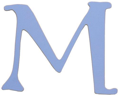 New Arrivals The Letter M, Denim Blue