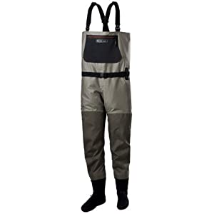 G3 Guide Stockingfoot Waders - Sterling by Simms