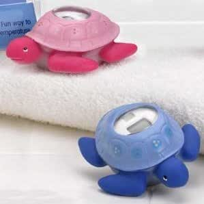 pink turtle safety bathtub bath tub thermometer baby baby. Black Bedroom Furniture Sets. Home Design Ideas