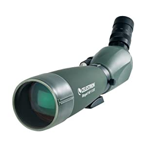 Celestron Regal M2 80ED Spotting Scope, 480mm Focal Length, 20x-60x Magnification, 20mm Eye Relief, BaK-4 Prisms