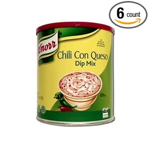 Knorr Chili Con Queso Dip Mix 17 Ounce