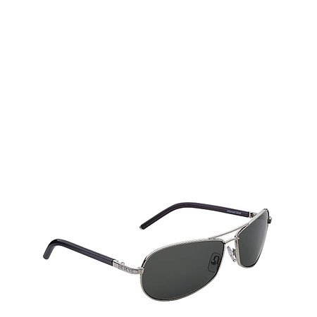 Anon Womens Informant Silver & Green Sunglasses
