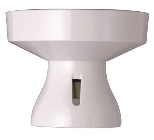 MK 1174 WHI Lampenhalter mit Schlagschutz für Lichtleiste