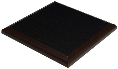 For high-quality wood-based vignette / base L (Walnut) DB233
