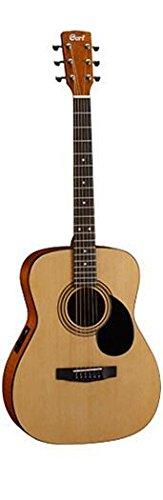 Cort Af510E-Ns Acoustic/Electric Guitar - Natural Satin