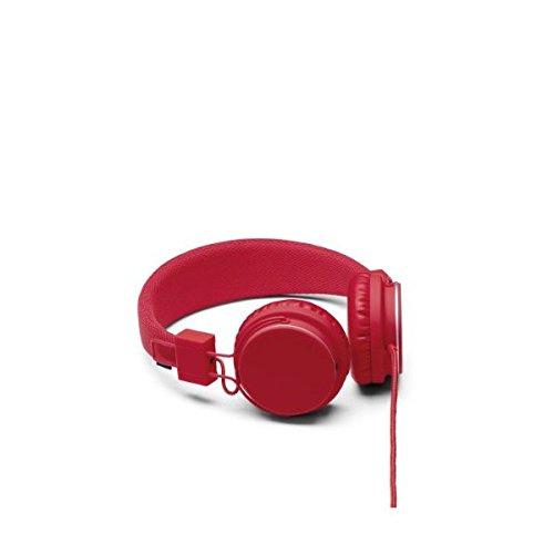 Urbanears 4090340 Plattan On-Ear Headphone (Tomato)
