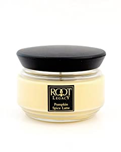Root Candles Legacy Small Queen Bee Jar Candle, Lemon Frosted Scone