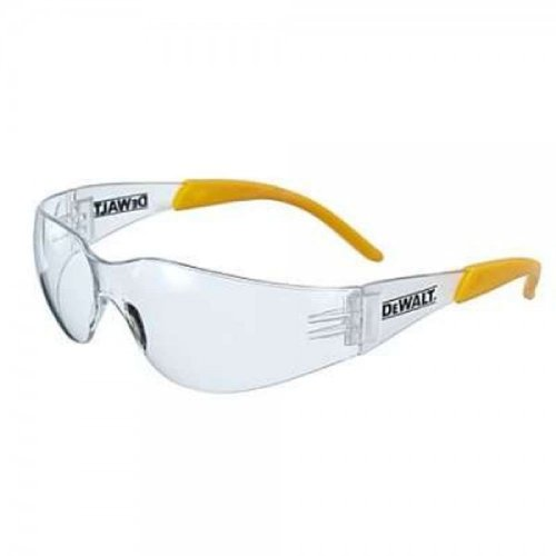 DeWalt-Protector-Clear-Ploycarbon-Safety-Glasses-YellowClear-One-Size