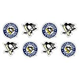 Pittsburgh Penguins 8-Pack Waterless Temporary Tattoos at Amazon.com