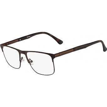Calvin Klein Men s Eyeglass Frames : Calvin Klein Platinum CK5407-046-54 Mens CK5407 Iron ...