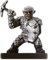 D & D Minis: Deep Legionnaire # 4 - Night Below - 1