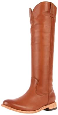 DV by Dolce Vita Women's Lujan 2 Knee-High Boot, Cognac Leather, 6 M US