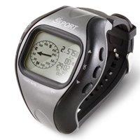 Globalsat GPS Wrist Watch With Heart Monitor – Globalsat GH625M