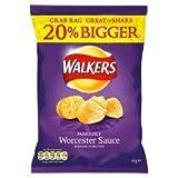 Walkers Worcester Sauce Grab Bag ( 60g x 32 x 1 )