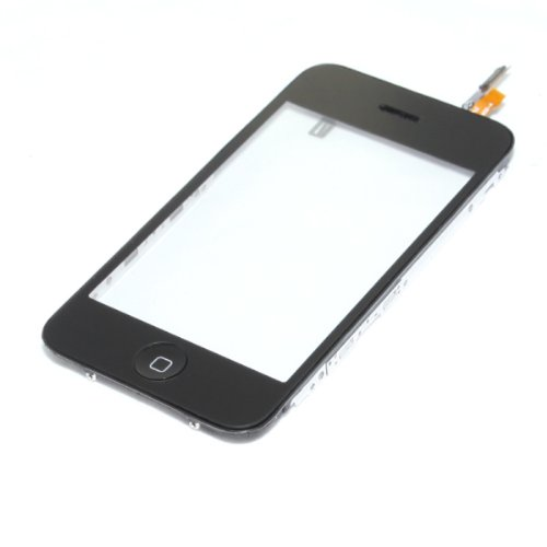 Hotsale Touch Screen Glass Digitizer + Bezel Mid Frame Assembly For Iphone 3G