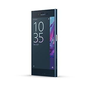 Sony Xperia XZ 5.2-Inch 32 GB SIM-Free Smart Phone - Forest Blue