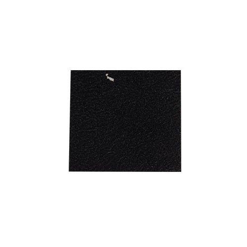 カラー純銀箔 #620 黒色 3.5㎜角×5枚