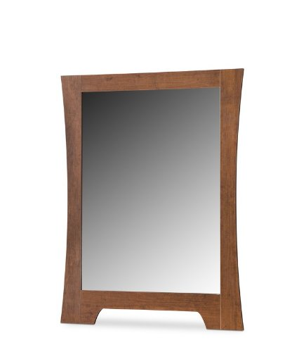 Cheap Kids Dresser Mirror Transitional Style in Classic Cherry Finish (AZ00-56759×25546)