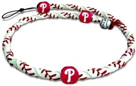 Philadelphia Phillies MLB Frozen Rope Necklace at Amazon.com