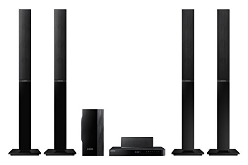 Samsung HT-J5150 1000W 5.1 Surround Home Cinema System - Black