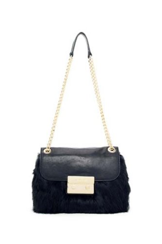 Michael Kors Flurry Small Shoulder Flap Bag