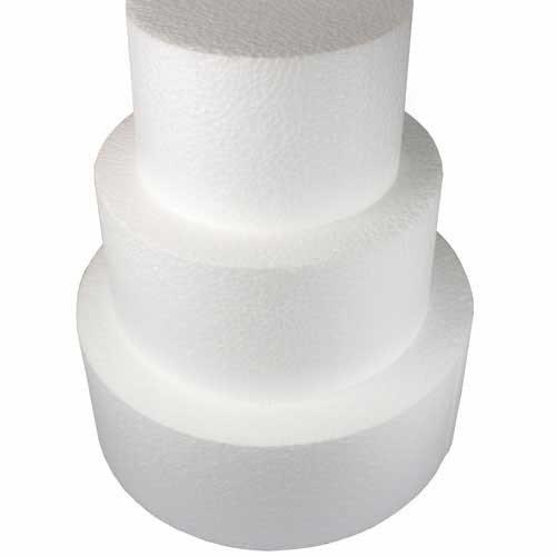 Réplica de FunCakes pastel redondo - 10 cm diámetro 35 cm-