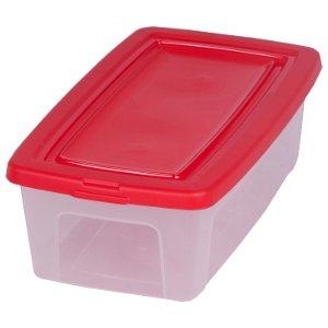 Caja de almacenamiento caja de almacenaje caja plastico for Cajas de plastico transparente