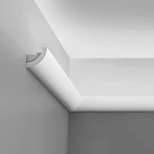 orac decor c362 luxxus hochwertige profilleiste stuck zierleiste f r indirekte beleuchtung wand. Black Bedroom Furniture Sets. Home Design Ideas