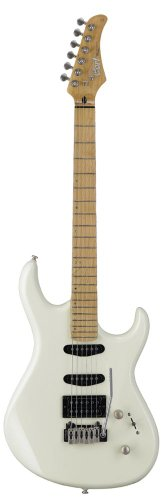 Cort - guitare electrique - serie g - g254aw - artic white