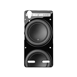 BLUEDIO Designer 3D Printed Back case cover for Lenovo A6000 / A6000 + - G6143