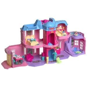 Toy / Game Fisher Price Sweet Streets Hotel (105146) With Furniture And People Shown - For Imaginative Play front-984481