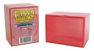 Arcane Tinman Card Gaming Box, Pink