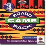 Board Game Pack - 1