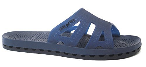 312fe29d8b5cc Sensi Waterproof Regatta Basic Spa Sandals Navy (12)