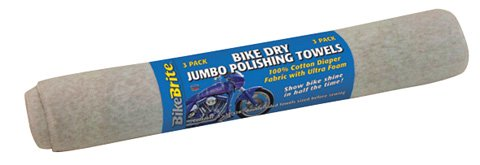 Bike Brite Jumbo Polishing Towels Mc99000 front-24624