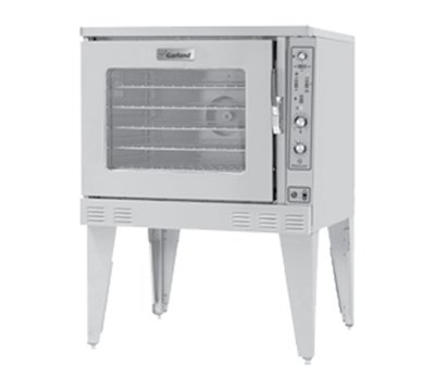 Garland Mp-Gs-10-D Single Full-Size Gas Convection Oven, Ng, Each