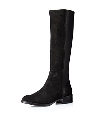 Donald J Pliner Women's Boxer Tall Boot With Elastic Back