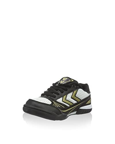 Hummel Zapatillas Root Jr Lace Trophy Negro / Blanco