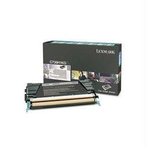 Lexmark - Cartouche de toner - à rendement élevé - 1 x jaune - 10000 pages - LRP / LCCP