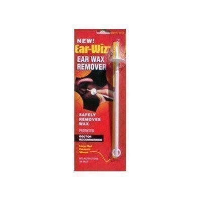 Ear-wiz Ear Wax Remover - Cleans Ears Gently, Safely & Effectively