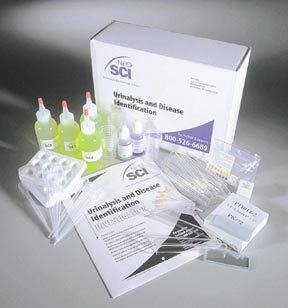 Scied Urinalysis And Disease Identification Kit