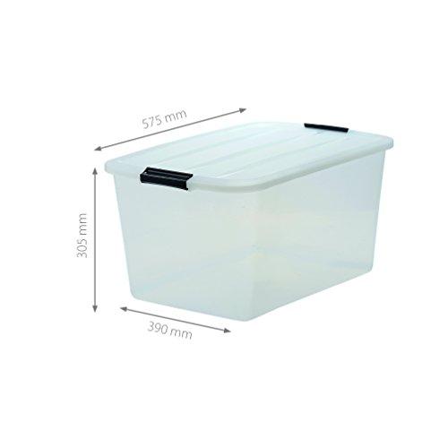 aufbewahrungsbox plastik mit deckel. Black Bedroom Furniture Sets. Home Design Ideas