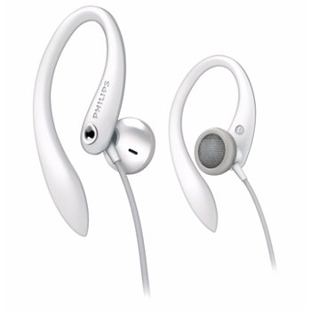 Exclusive Philips Shs3211 Earhook Headphones- White By Philips (New)