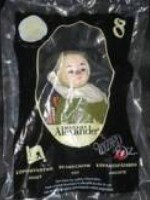 2008 #8 McDonald's Wizard of Oz Scarecrow Doll - 1