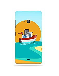 alDivo Premium Quality Printed Mobile Back Cover For Nokia Lumia 540 / Nokia Lumia 540 Back Case Cover (MKD311)
