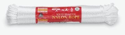 Samson Rope General Purpose Cords - 4-nylon 18x500 nylon sash cord