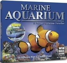 Marine Aquarium + Sharks
