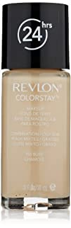 Revlon ColorStay Makeup CombinationOily Skin Buff 1 Ounce