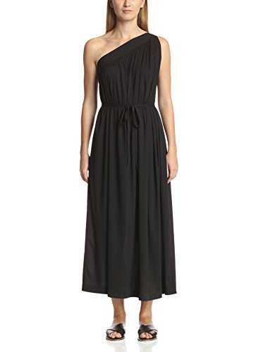 Helmut-Lang-Womens-One-Shoulder-Dress